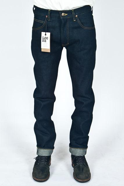 lee jeans 101 rider 19oz long john blog meadow sweden store shop denim selvage selvedge blue indigo 5 pocket spijkerbroek 2015 edition 19 ounce oz ons warp weft (4)