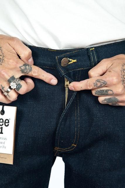 lee jeans 101 rider 19oz long john blog meadow sweden store shop denim selvage selvedge blue indigo 5 pocket spijkerbroek 2015 edition 19 ounce oz ons warp weft (7)