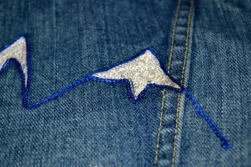 lee jeans vintage rider jack jacket long john blog blue rigid raw washed oud origineel original blue rigid raw selvage selvedge chainstich authentic usa blauw spijkerjas (7)