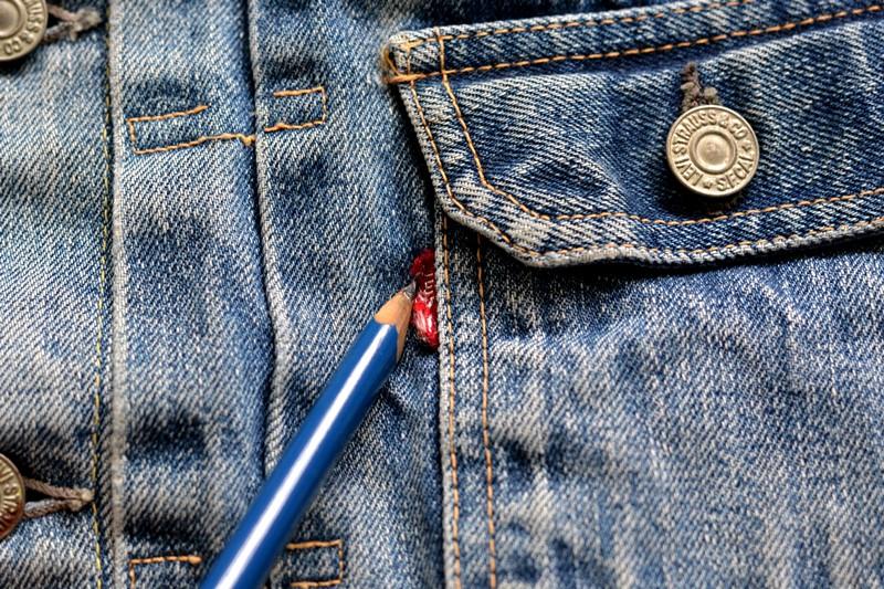 levi's 507XX kids jeans jacket jack long john blog etch a sketch member patch vintage original blue indigo type 2 usa made cone mills rivet rivets buttons (1)