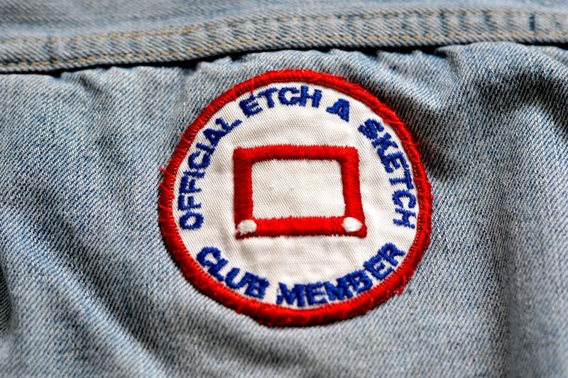 levi's 507XX kids jeans jacket jack long john blog etch a sketch member patch vintage original blue indigo type 2 usa made cone mills rivet rivets buttons (13)