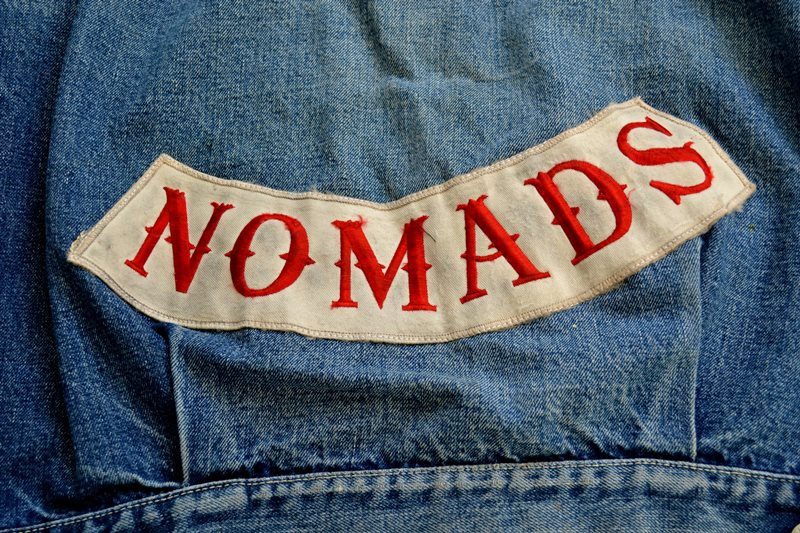 levis jeans big e type 2 507XX jacket jack long john blog biker cut-off sleeveless selvage selvedge white nomads vintage original usa harley davidson red tab us california blue indigo (10)