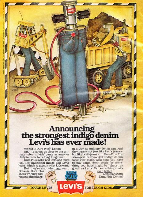 levis levi's jeans denim dupra plus vintage long john blog freelance marketing specialist fashion brands deadstock unwased raw rigid orange tab treasure flare pipes 1976 talon zipper 42 24 buttons 5 pocket (12)