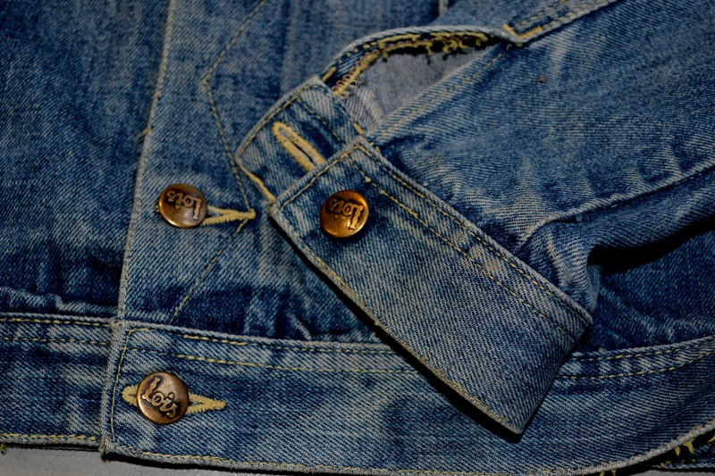 lois denim jeans long john blog spain 1962 michael blankenstein eindhoven holland tejana jacket slim fit workwear abba bjorn borg bull is back blue rigid honey combs non-selvage made in spain leather patch  ( (11)