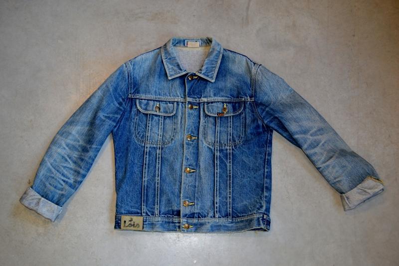 lois jeans denim long john blog store eindhoven strijp-s spanje spain valencia blue rigid raw torero torera number 1 nr 1 originals vintage 1970 abba johan cruyff bjorn borg jacket jack butter fly (6)