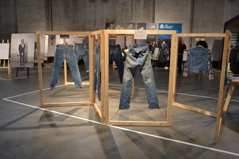 long john blog antonio di battista wouter munnichs amsterdam denim days 2014 jeans expo worn-out italy blue blanket selvage usa selvedge raw blueprint modefabriek kingpins fair show (17)