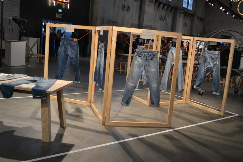 long john blog antonio di battista wouter munnichs amsterdam denim days 2014 jeans expo worn-out italy blue blanket selvage usa selvedge raw blueprint modefabriek kingpins fair show (18)