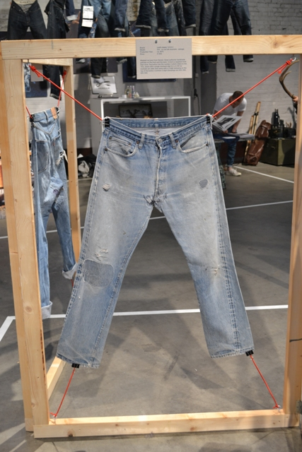 long john blog antonio di battista wouter munnichs amsterdam denim days 2014 jeans expo worn-out italy blue blanket selvage usa selvedge raw blueprint modefabriek kingpins fair show (24)
