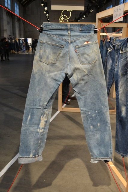 long john blog antonio di battista wouter munnichs amsterdam denim days 2014 jeans expo worn-out italy blue blanket selvage usa selvedge raw blueprint modefabriek kingpins fair show (26)