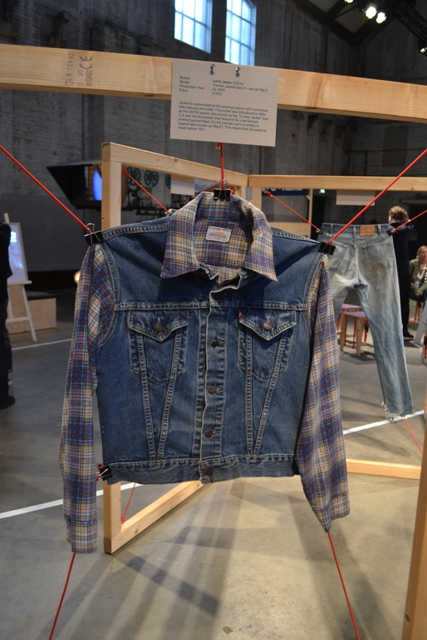 long john blog antonio di battista wouter munnichs amsterdam denim days 2014 jeans expo worn-out italy blue blanket selvage usa selvedge raw blueprint modefabriek kingpins fair show (28)