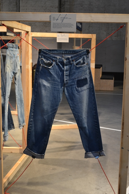 long john blog antonio di battista wouter munnichs amsterdam denim days 2014 jeans expo worn-out italy blue blanket selvage usa selvedge raw blueprint modefabriek kingpins fair show (5)