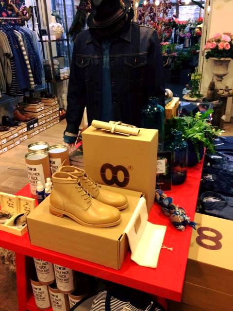 m-perception maastricht denim day butts and shoulders boots footwear handmade goodyear welted event retail shop winkel menswear jeans denim clothing koi butcher of blue bikes beer 2016(1)