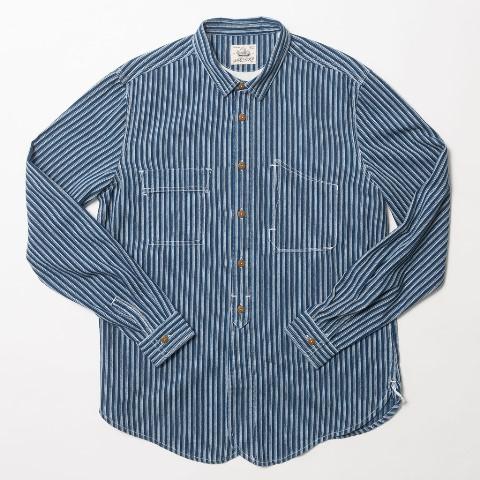 made by scrub clothing jeans denim long john blog gear blue indigo 2015 fall winter shirts shirt pants jack jackets (3)