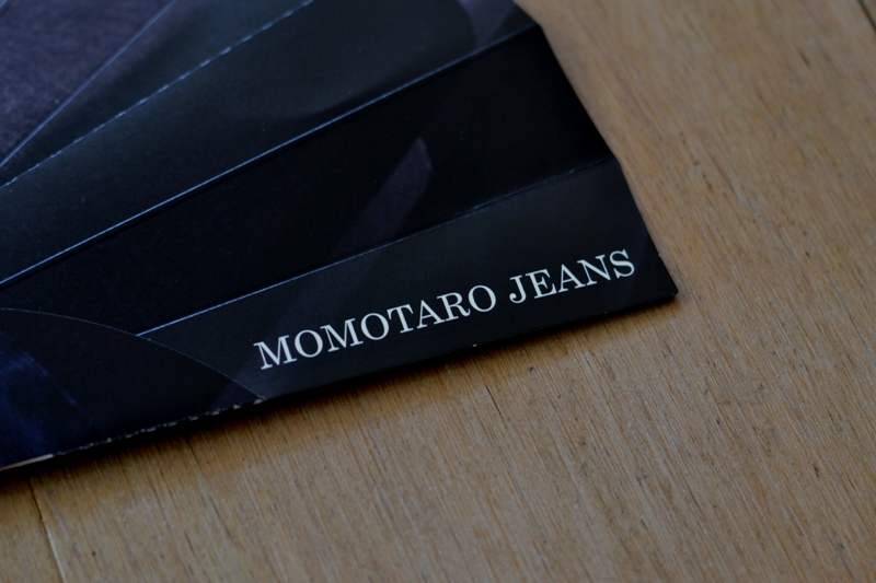 momotaro japan jeans long john blog blue marketing tool katsu manabe promo instrument denim blue selvage selvedge red line fabric authentic shuttle loom japan blue collect mill (1)