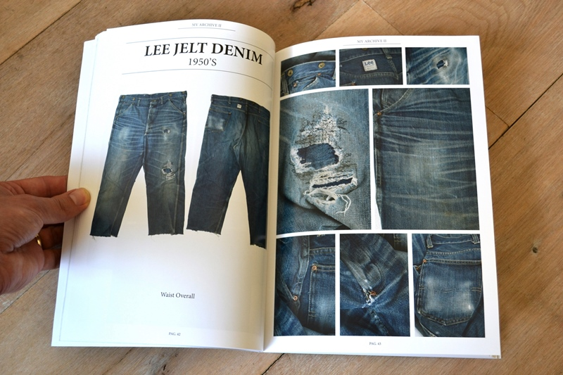 my archive 2 antonio di battista long john blog book crackers magazine italy denim boulevard jeans denim workwear vintage deadstock publication rare selvage selvedge miners cowboys rags pieces blue indigo usa (73)