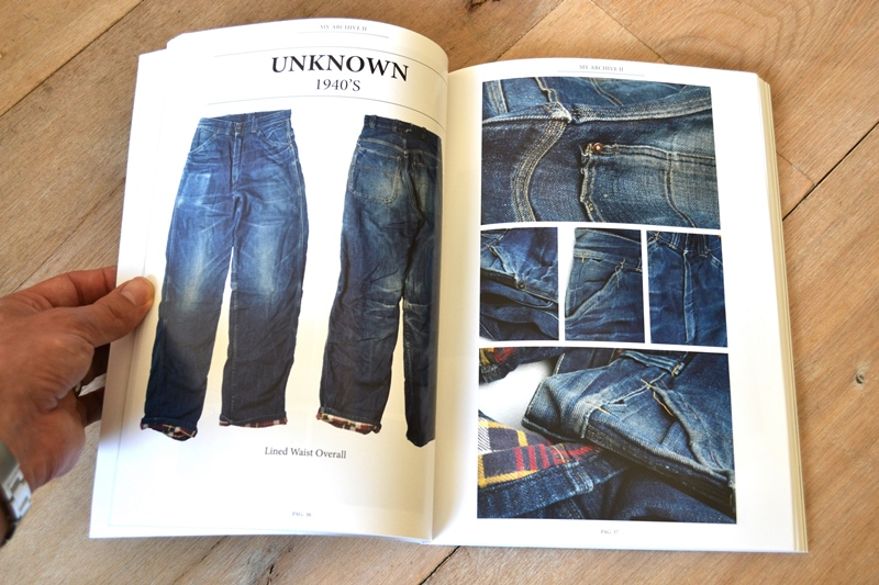 my archive 2 antonio di battista long john blog book crackers magazine italy denim boulevard jeans denim workwear vintage deadstock publication rare selvage selvedge miners cowboys rags pieces blue indigo usa (74)
