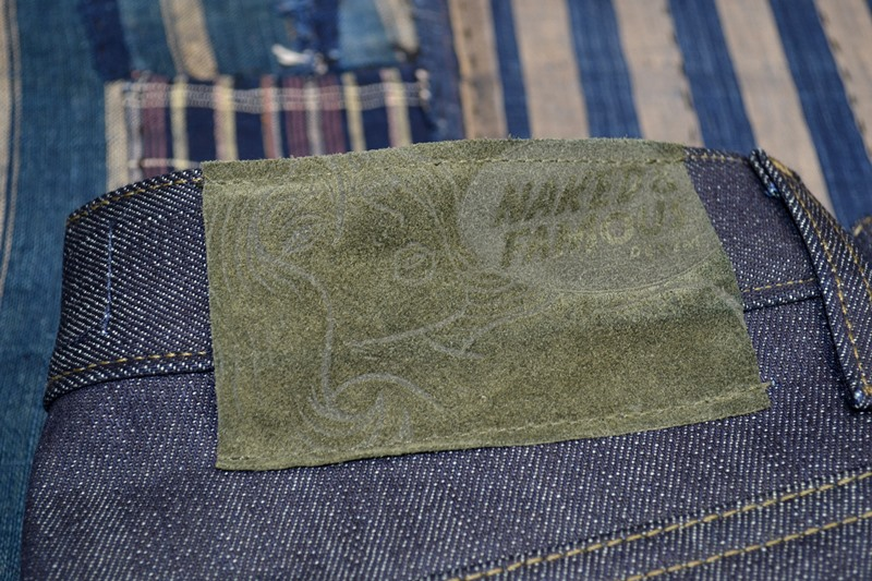 naked and famous long john blog jeans denim blue indigo seek fair berlin 2016 selvage selvedge limited edition japan canada risa  (4)