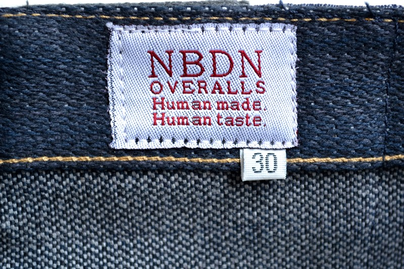nobrandedon aryan pandaam raafi long john blog handwoven handspun natural indigo jeans denim broken twill redline selvage indonesia limited edition sashiko patch handmade (15)