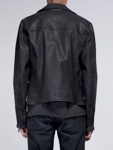 nudie jeans sixten punk jacket long john blog denim jeans bikers biker sweden coated denim jeans black blue indigo new collection 2015 maria  (4)