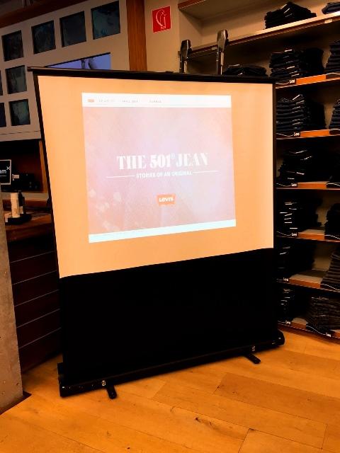 rambam store long john blog jeans denim spijkerbroeken winkel retail event levi's levi strauss 501 fit model 2016 denimevent  (8)