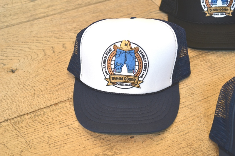 rambam store shop eindhoven holland long john blog jeans spijkerbroeken winkel stad city authentic since 1974 trucker cap 2015 limited edition give a way display pet  (3)