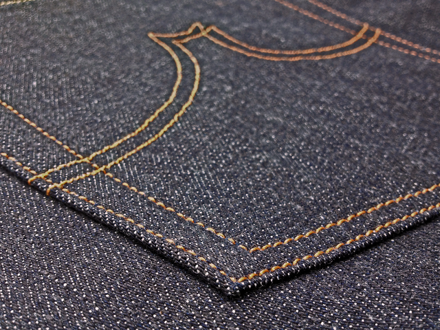rays raw denim 15.2 oz. Classic Selvedge - Style R101 long john blog handmade one man show raw rigid selvage selvedge cone mills usa blue unwashed 5 pockets belt loops spijkerbroek limited (1)