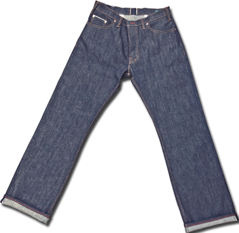 rays raw denim 15.2 oz. Classic Selvedge - Style R101 long john blog handmade one man show raw rigid selvage selvedge cone mills usa blue unwashed 5 pockets belt loops spijkerbroek limited (4)