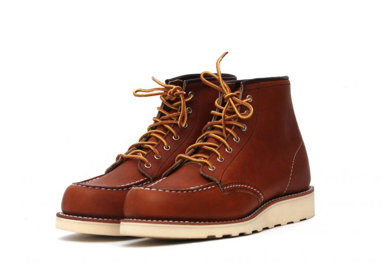 red wing women ladies long john blog goodyear welted leather biker moc toe iron ranger natural vegetable tanned leather usa handmade history  (2)