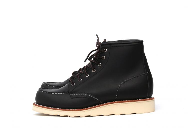 red wing women ladies long john blog goodyear welted leather biker moc toe iron ranger natural vegetable tanned leather usa handmade history  (3)