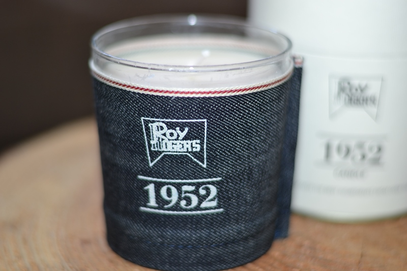 roy roger's rpy rogers long john blog jeans denim candle light fragrance home sevenbell company italy handmade guido biondi selvage fabric selvedge kaars spijkerstof blue blauw (8)