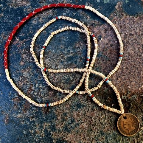 samrobertsla necklaces long john blog vintage stuff clothing rare treasures laces neck indigo handmade vintage blue (3)