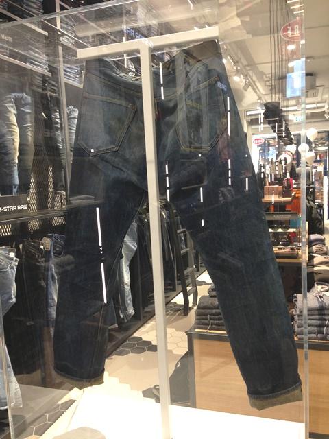 score kalverstraat amsterdam long john blog denim jeans levis levi strauss 1927 501 501XX yutaka fujihara japan tokyo berberjin vintage 2015 collection worn old  (4)