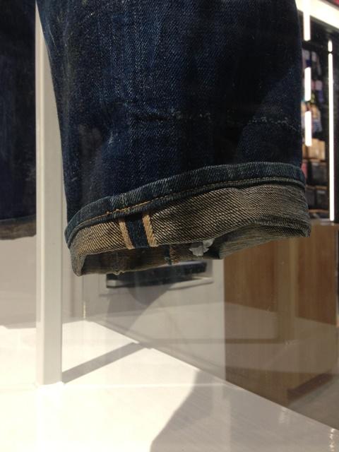 score kalverstraat amsterdam long john blog denim jeans levis levi strauss 1927 501 501XX yutaka fujihara japan tokyo berberjin vintage 2015 collection worn old  (5)