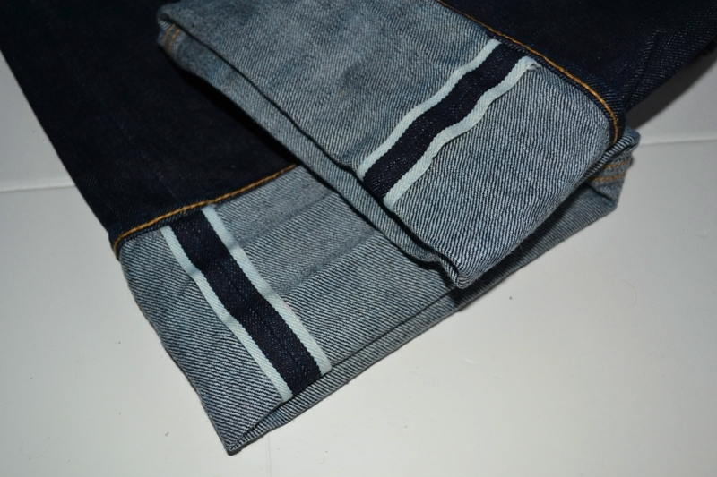 selvage selvage sunday long john blog raw denim jeans self-edge fabric japan kurabo cone mills usa turn-up rock and roll fifties authentic style japan (1)