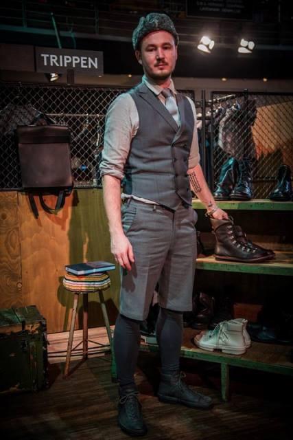 selvedge run fair long john blog jeans denim workwear lifestyle boots footwear sneakers leather premium beurs tradeshow winter 2017 shirts branding brands (3)