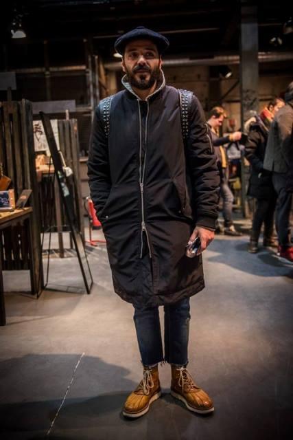 selvedge run fair long john blog jeans denim workwear lifestyle boots footwear sneakers leather premium beurs tradeshow winter 2017 shirts branding brands (9)