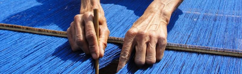 seven senses fabrics indigo natural selvage selvedge blue hands don't lie india jeans denim kingpins 2016 westergasfabriek westergas amsterdam kick-off event fair  (1)