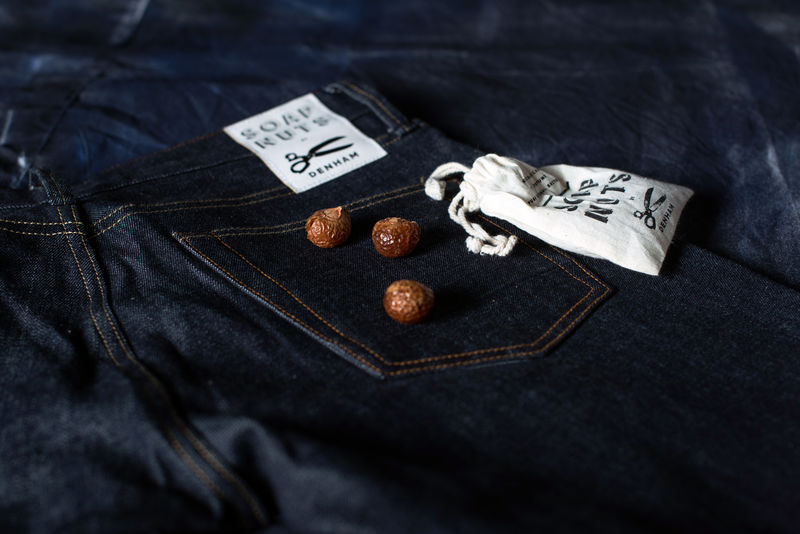 soap nuts denham the jeanmaker jeans denim amsterdam fall winter 2015 collection raw rigid virgin unwashed 5 pocket selvage selvedge red line rainbow lines authentic jason denham designer (1)