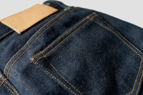 spanky denim long john blog jeans selvage indonesia japan usa fabrics selvedge raw rigid blue indigo wornout vintage leather  (6)