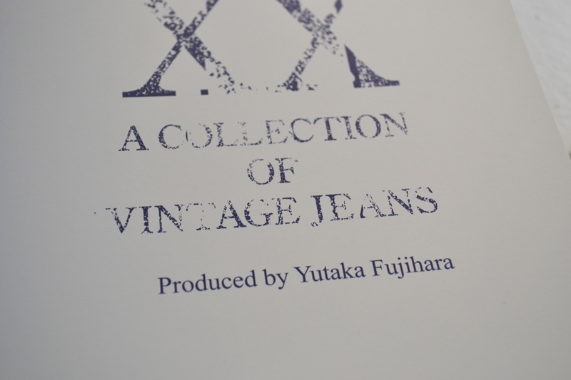 the 501XX a collection of vintage jeans book long john yutaka fujihara japan 2015 levi's levis strauss 501 fit heritage usa americana denim history blue miners   (5)