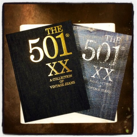 the 501XX book long john blog a collection of vintage jeans berberjin yutaka fujihara tokyo japan jeans levi's levi strauss history archive magazine collection 2015 limited edition 501 fit model jean  usa (3)