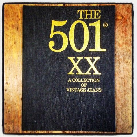 the 501XX book long john blog a collection of vintage jeans berberjin yutaka fujihara tokyo japan jeans levi's levi strauss history archive magazine collection 2015 limited edition 501 fit model jean  usa (4)
