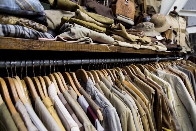 the vintage showroom london uk long john blog clothing workwear military jeans denim clothes archive collectors (8)