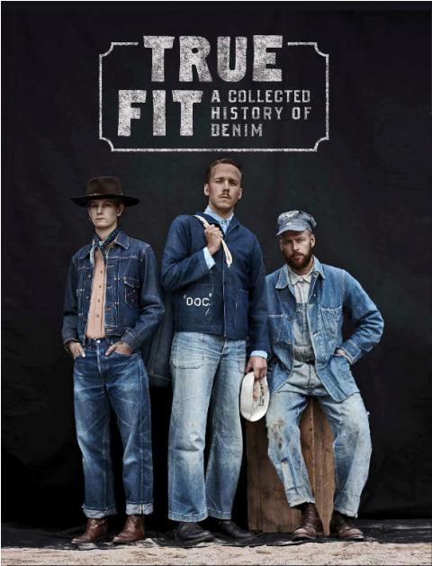 true fit collectors denim jeans book long john blog 2014 miners vintage Viktor Fredbäck sweden new guide boek levi's lee wrangler truefit selvage selvedge collector mike harris usa us farmers  (11)