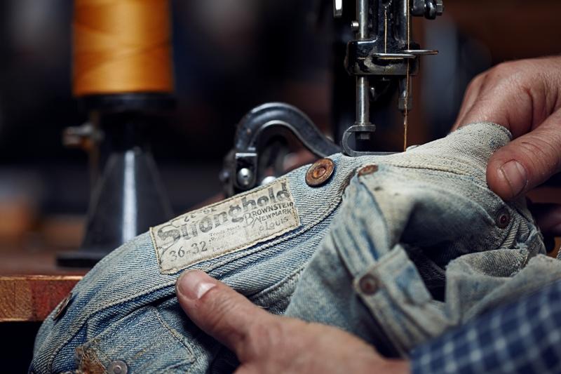 true fit collectors denim jeans book long john blog 2014 miners vintage Viktor Fredbäck sweden new guide boek levi's lee wrangler truefit selvage selvedge collector mike harris usa us farmers  (21)