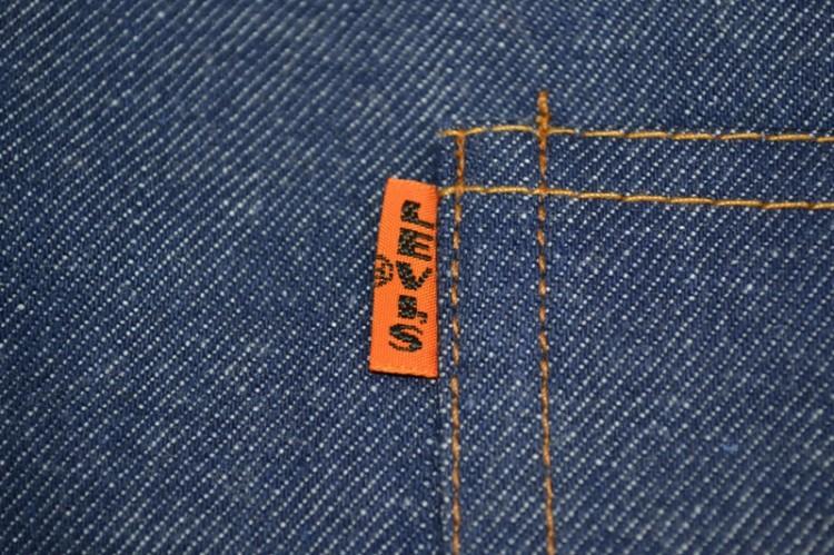 The Different Levi\'s Jeans \'Big E\' Tabs - Long John