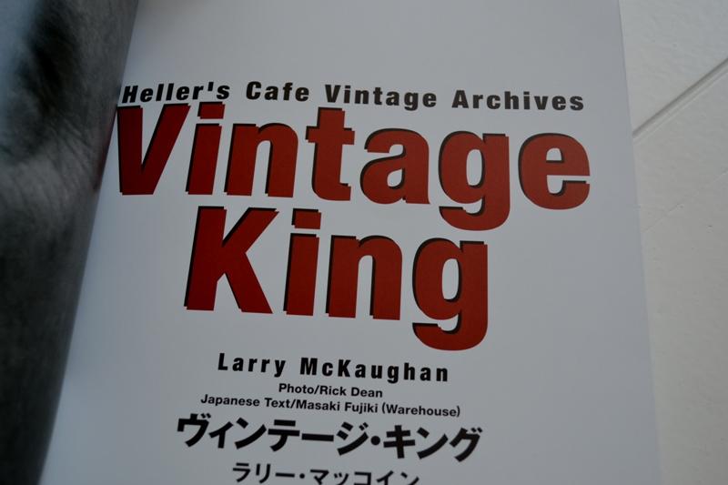 vintage king king of vintage long john blog larry mckaughan McKaughan usa seatle Heller's Cafe hellers archive denim jeans millitary sport denim army coats lee levi's wrangler book magazine world photo press 20 (32)