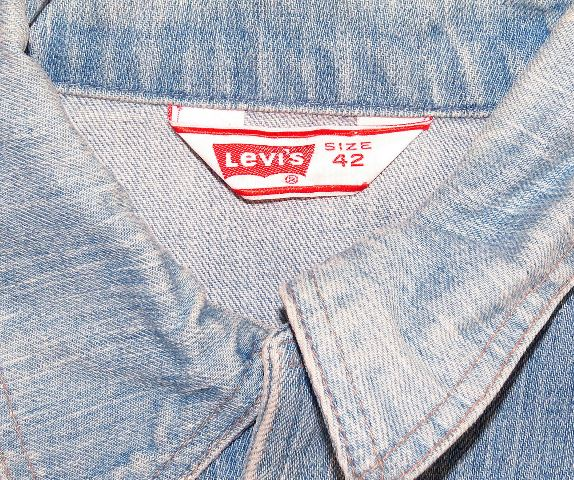 vintage levis jacket denim original indian (5)