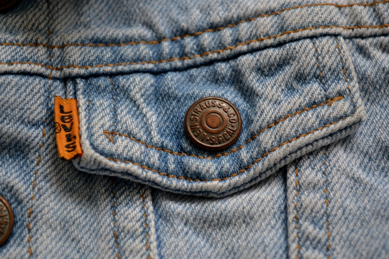 vintage levi's jeans jack baby long john blog orange tab 5 pocket right hand fabric light blue zipper usa levi strauss non-selvage selvedge buttons treasure hunting private collection wouter munnichs u (4)