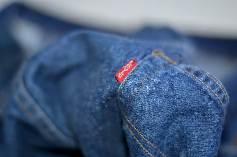vintage levis jeans long john blog original shrink to fit size 54 usa redline selvage selvedge indigo blue america levi strauss  (10)